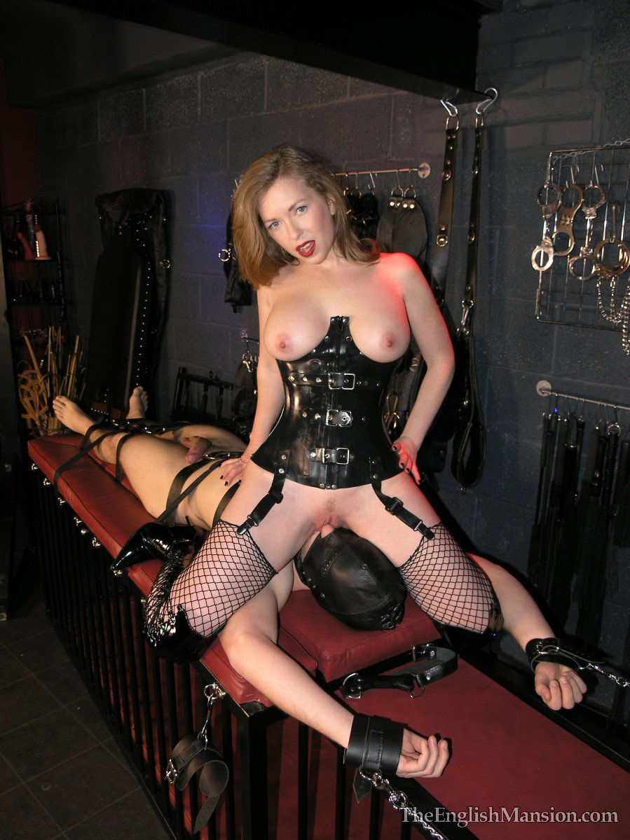 Slave 24/7 For A German Mistress