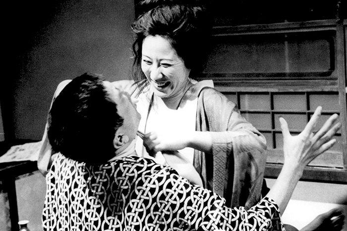 Sada Abe , Geisha Cantik Yang Tega Membunuh Pria Yang Telah Beristri