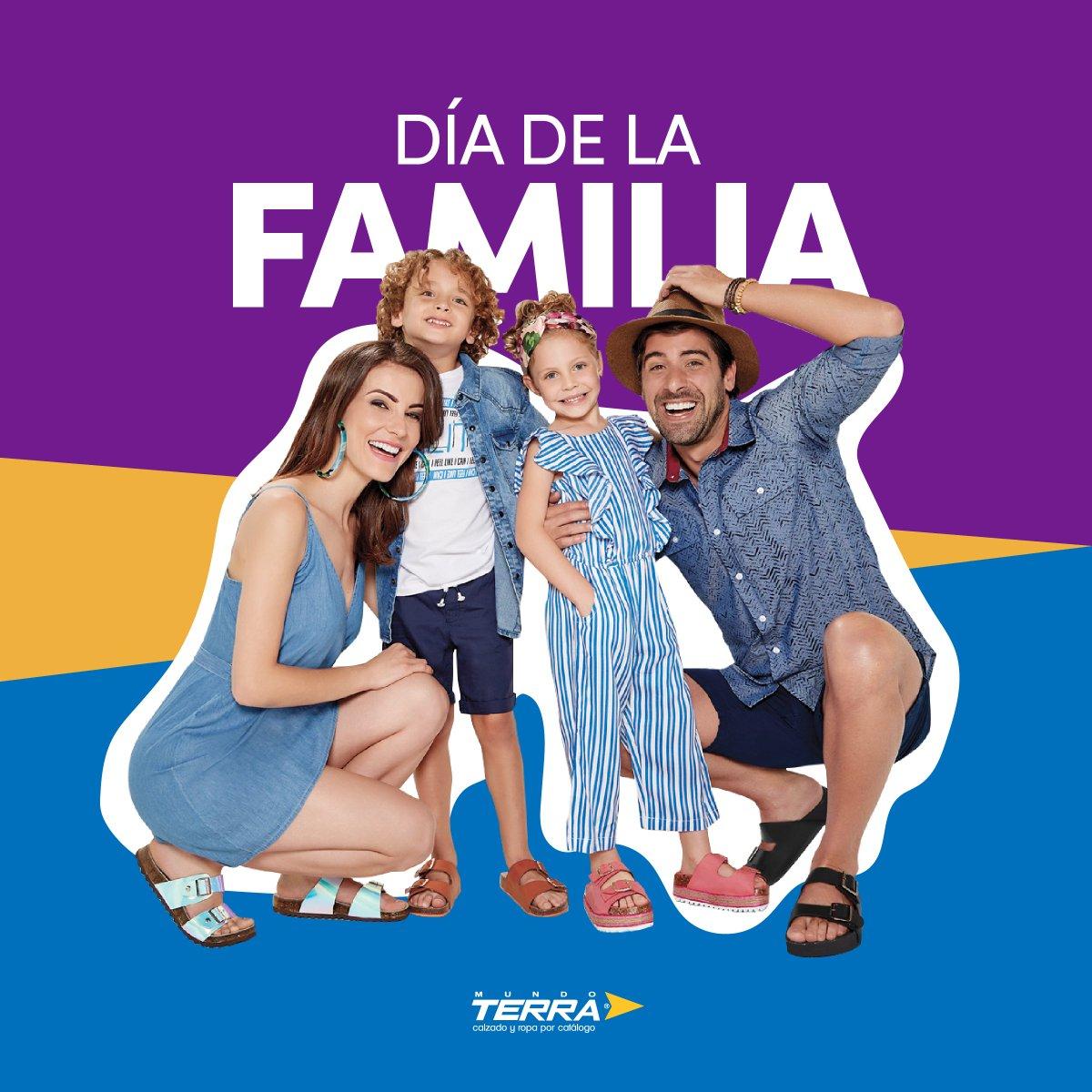 Hoy en México celebramos un día muy especial, lo mejor de la vida se pasa en familia. ¡Feliz día! https://t.co/OoaDiBCwNY