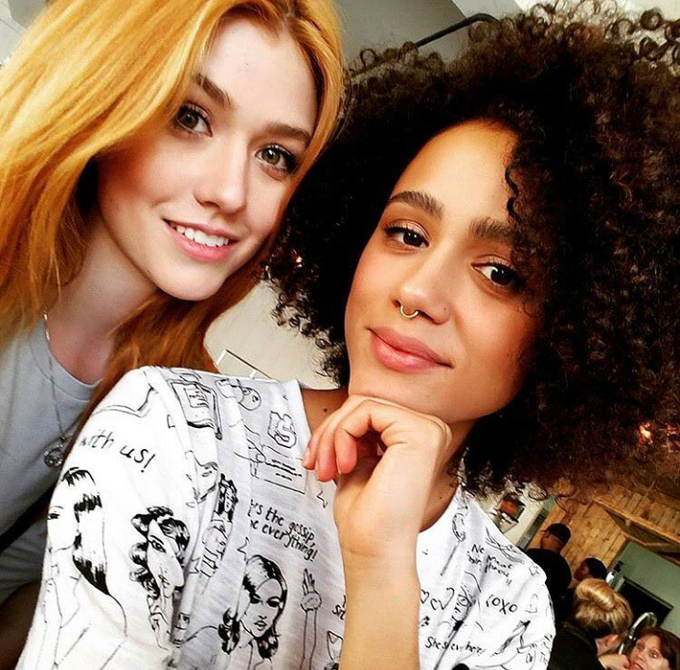 Happy Birthday to this beautiful spirit! I wish you all the best, Nathalie Emmanuel.