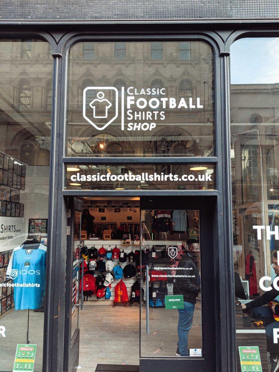 8931b638d Classic Football Shirts on Twitter