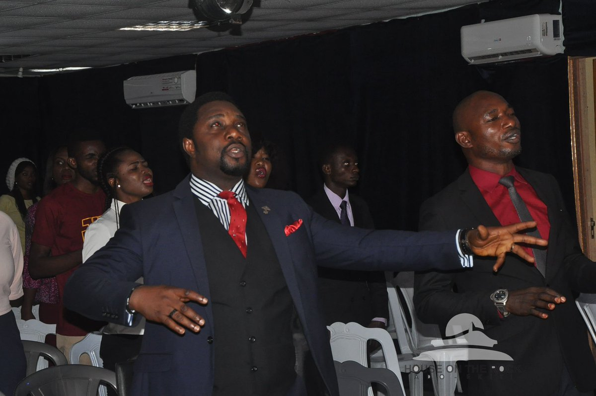 #houseontherockabuja #houseontherockph #houseontherockportharcourt  #houseontherocklagos  #houseontherockasaba  #houseontherockenugu  #houseontherockwisconsin  #houseontherockowerriThe Holy Spirit bears witness with our spirit that we are children of God!pic.twitter.com/oehrXmVtz7