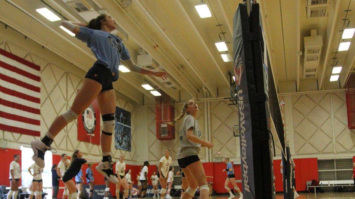 Virginia Volleyball UVAVolleyball