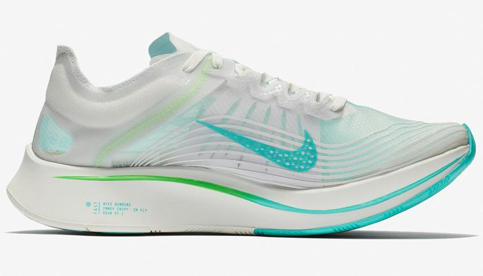 cc8398b9f7106 Nice sizes for the white rage green Nike Zoom Fly SP are up for grabs for   71.98 + FREE shipping with Nike+ BUY HERE -  http   bit.ly 2F0lPvD (use  promo ...