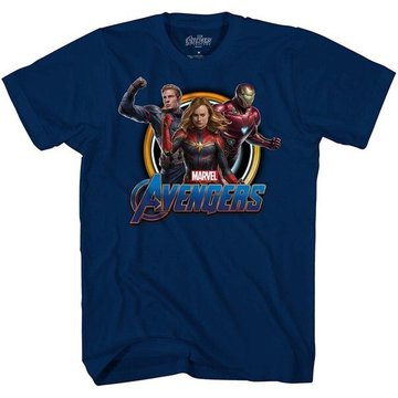528b8f32 Captain Marvel Leads Iron Man And Captain America In New AVENGERS ...