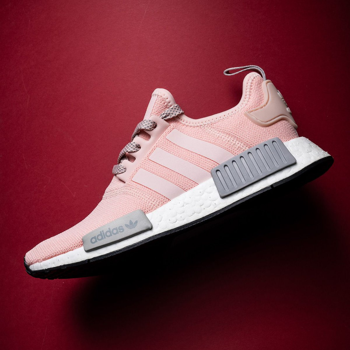 The adidas NMD R1 arrived in women's