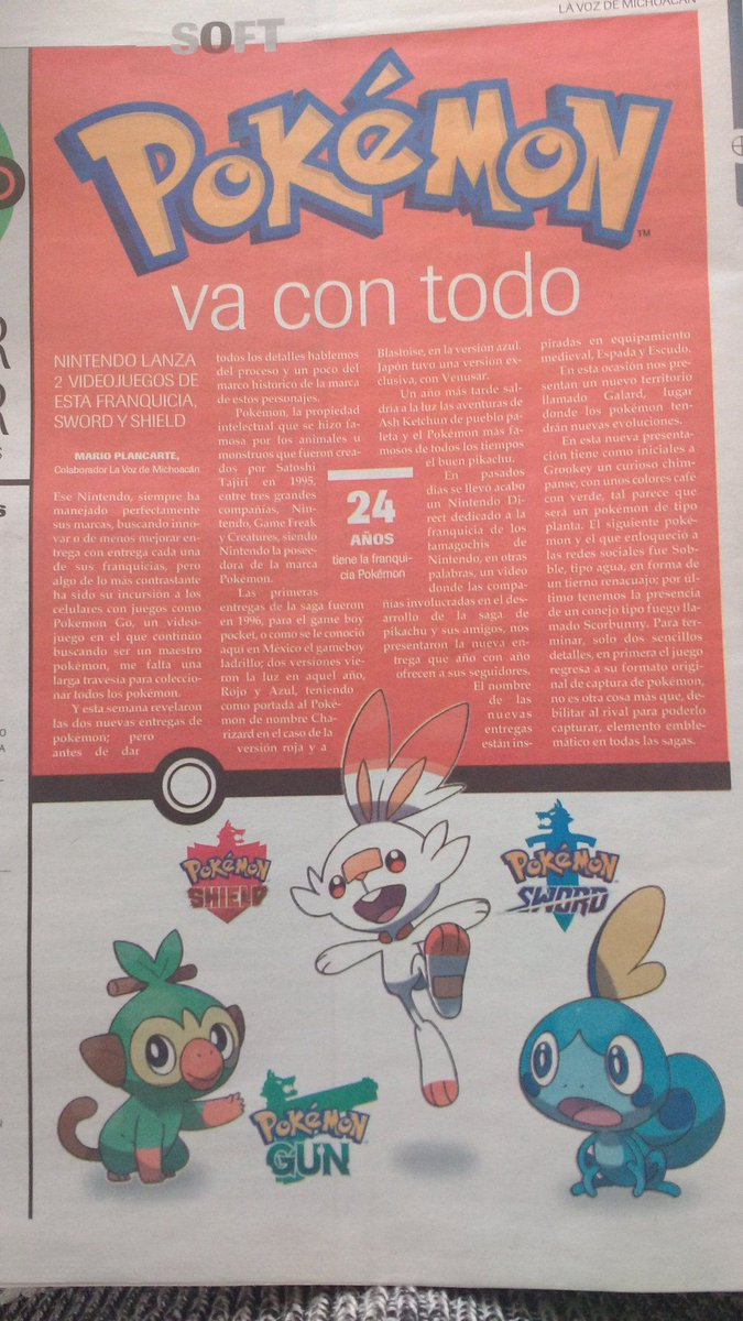 Nintendeal On Twitter Oops A Spanish Newspaper Ran A Print Of