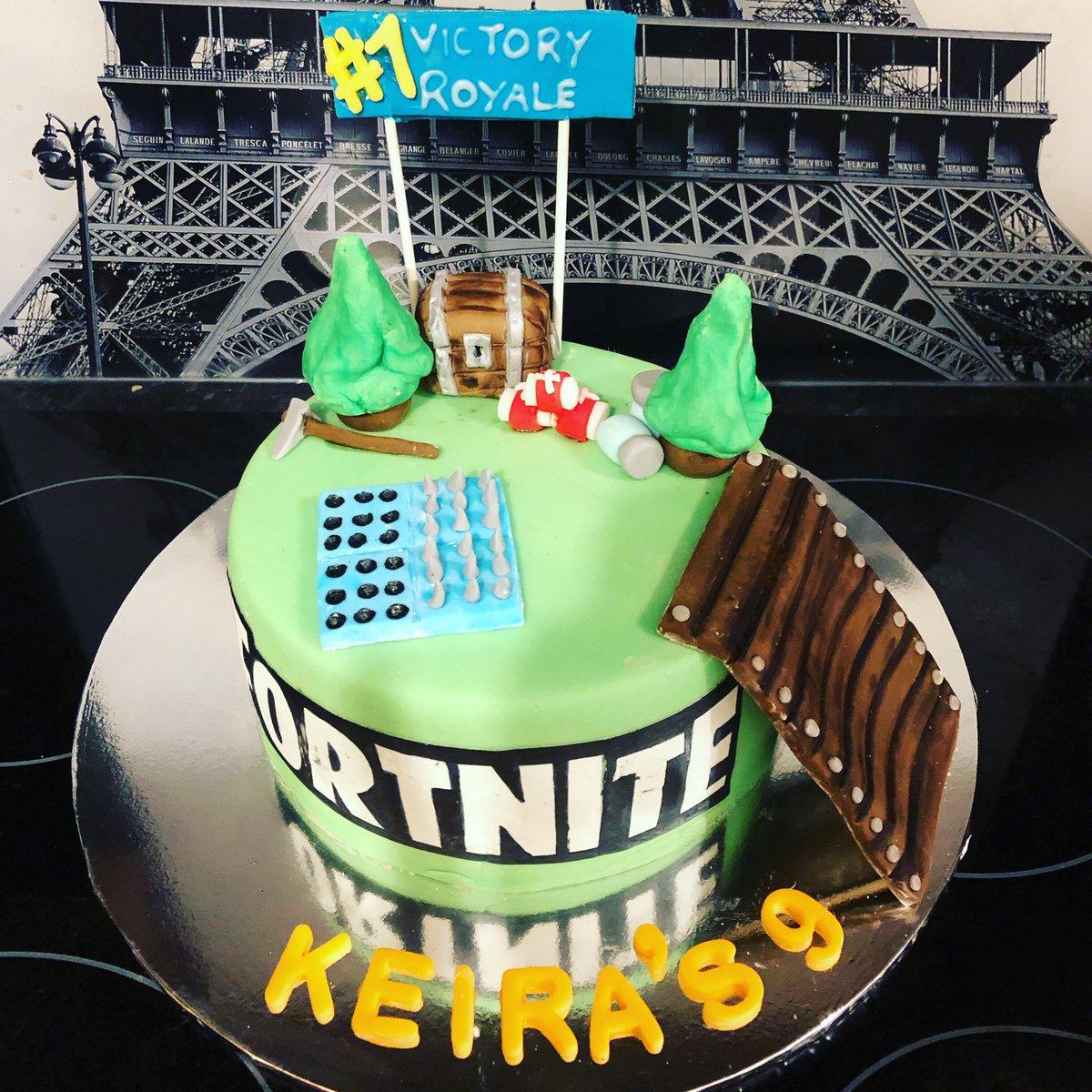 fortnite logo cake gabbisdelights cake homemade yummy sweets - homemade fortnite cake ideas
