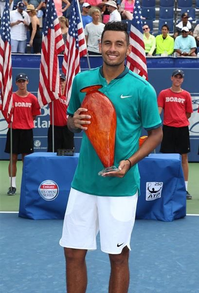 Congrats to our 2016 #AtlantaOpen champion @NickKyrgios for clinching the @AbiertoTelcel singles title! #AMT2019