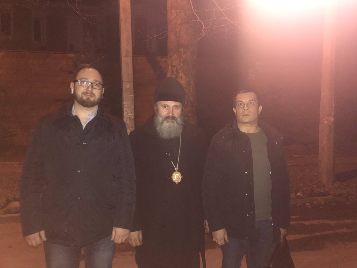 Архиепископа Климента отпустили без составления протокола, - адвокат Полозов - Цензор.НЕТ 9689