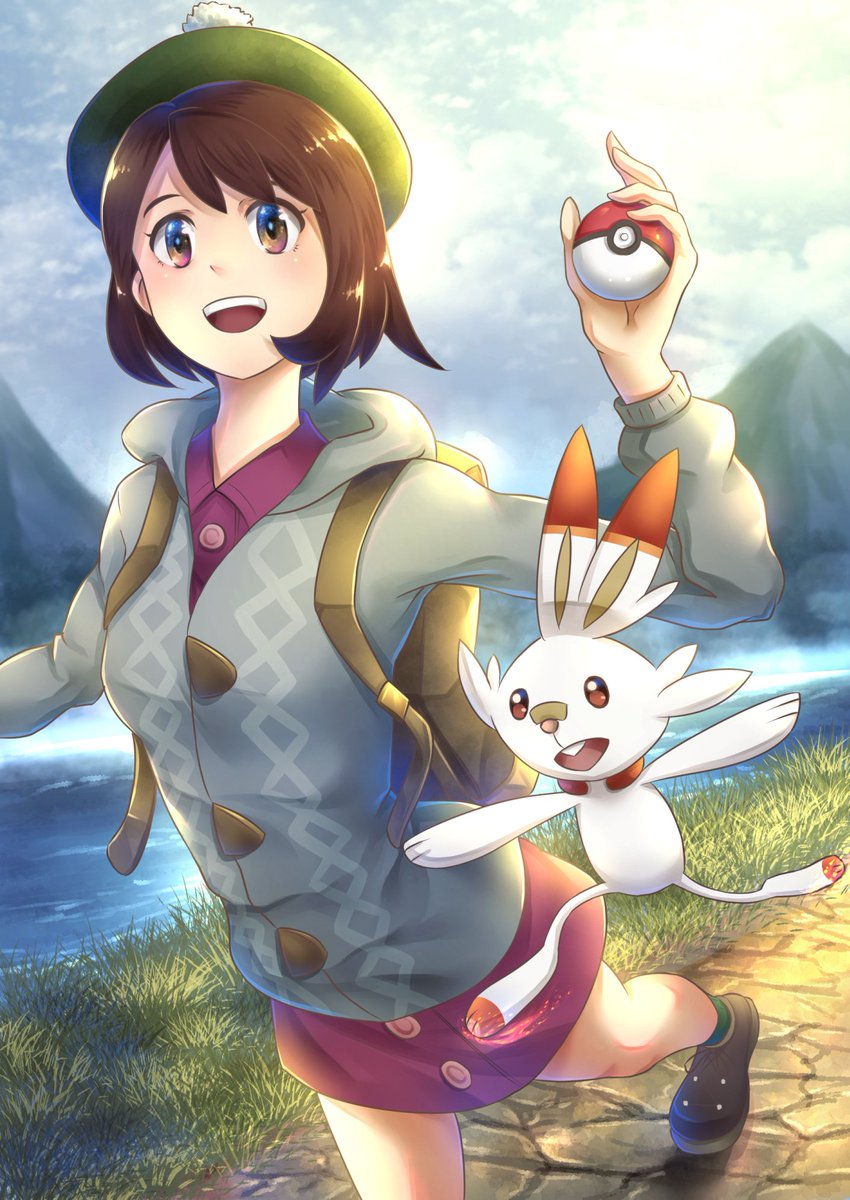 Zeph X On Twitter Team Scorbunny Is The Best And You Know It A