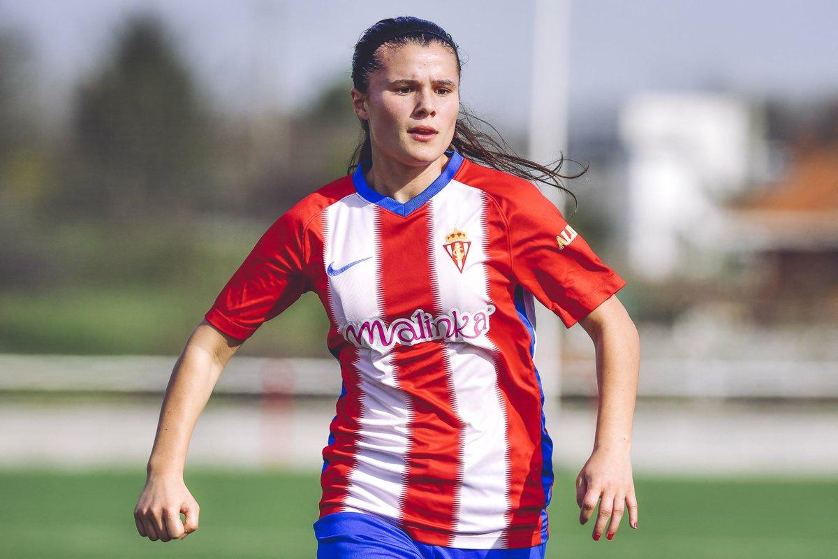 Natalia Sobero, en el duelo ante el Valladares (Foto: RSG).