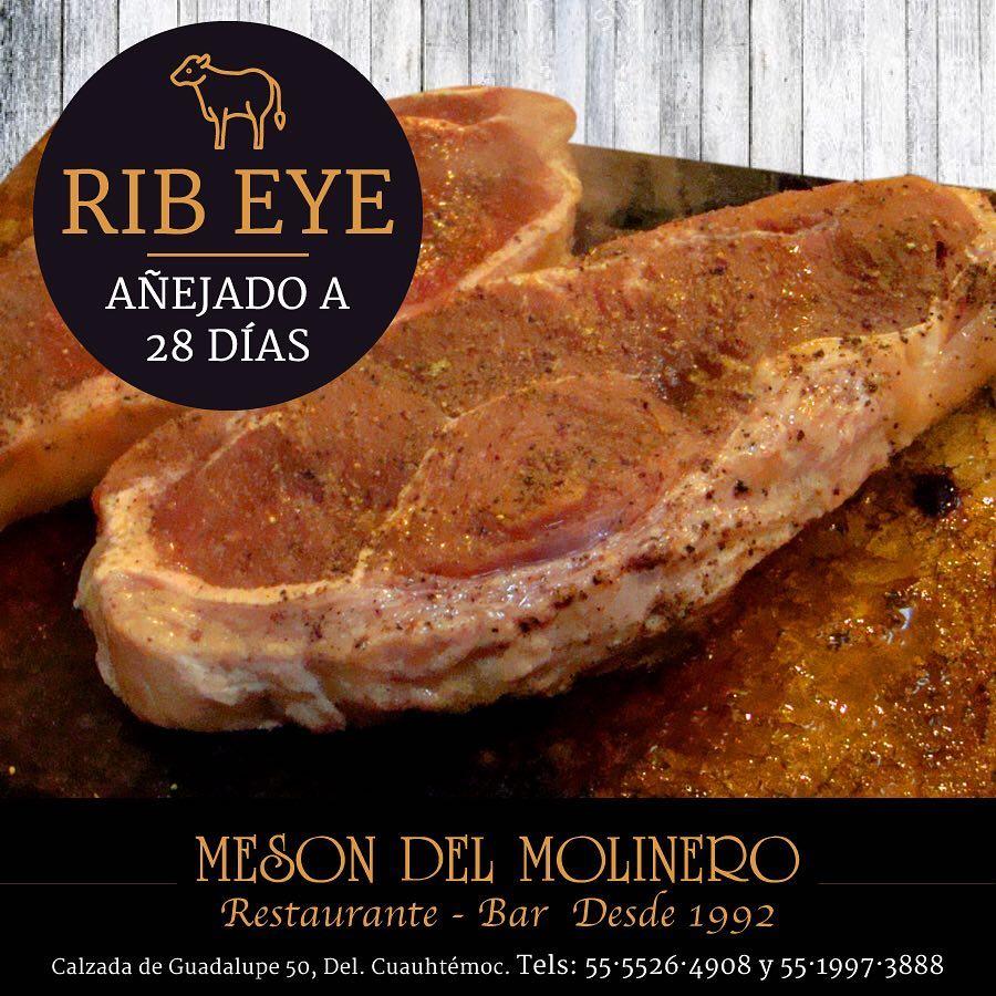 Ven a probar un delicioso rib eye con 28 días de añejamiento. ¡Los mejores cortes prime, con todo el sabor de nuestra cocina para disfrutar un domingo en familia! #ribeye #ribeyesteak #meat #prime #anguscertificado #cortesdecarne #ribeyeañejo #felizdomingopic.twitter.com/yywWtxHOtJ