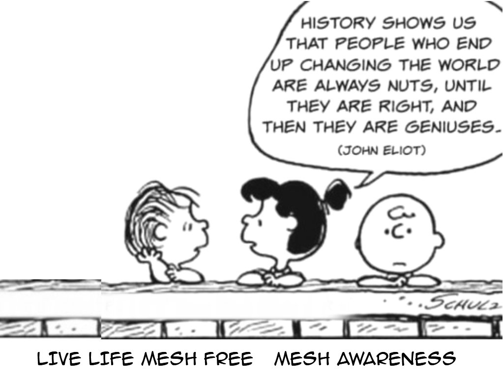 A Modern Day Cure that goes beyond #Humanity #Surgical #Mesh Permanent pieces of #Toxic #Plastic #Biochemically treated A #TickingTimeBomb 4 #Patients It is not #Inert It #Degrades #PatientOutcomes R Ignored there is No #StandardofCare 4 its #Complications #Solutions not #Denials