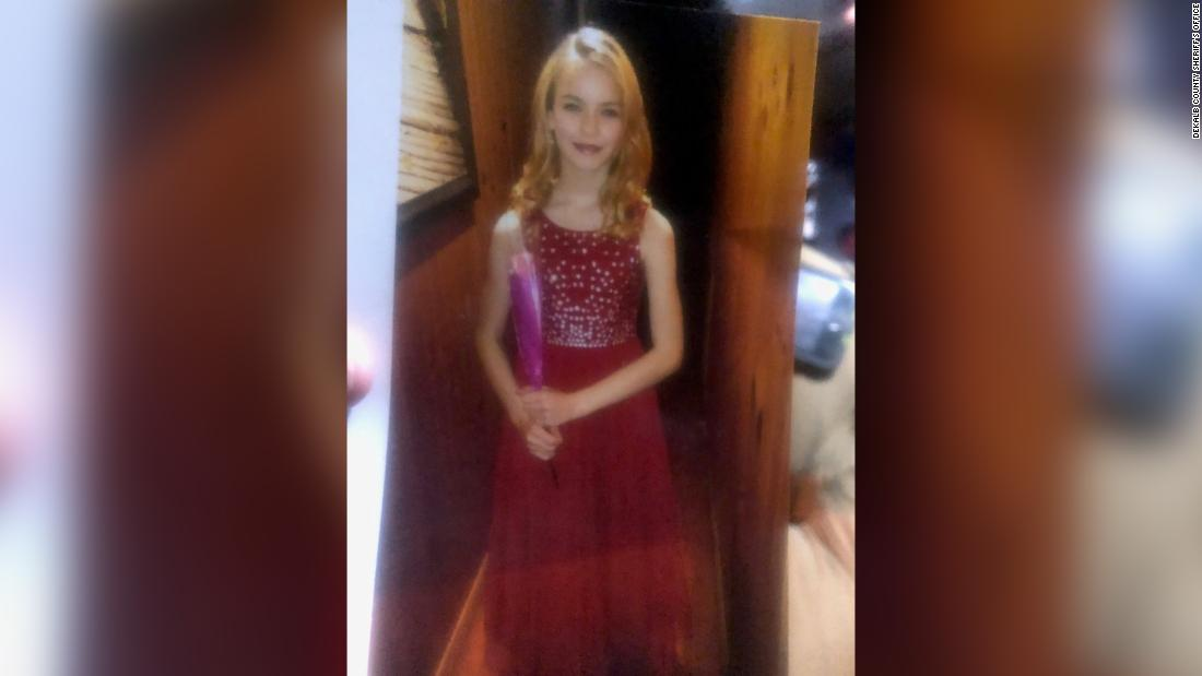 A missing 11-year-old Alabama girl has been found dead, sheriff says https://t.co/T7ICQIlppE https://t.co/esdc2waqUn