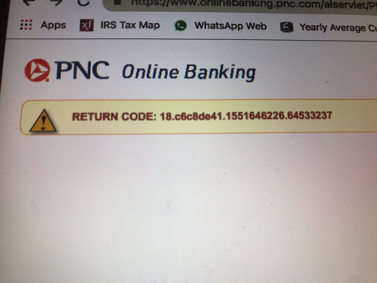 PNC Bank Help on Twitter: