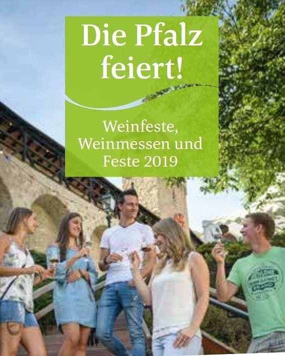 weinfest pfalz 2019