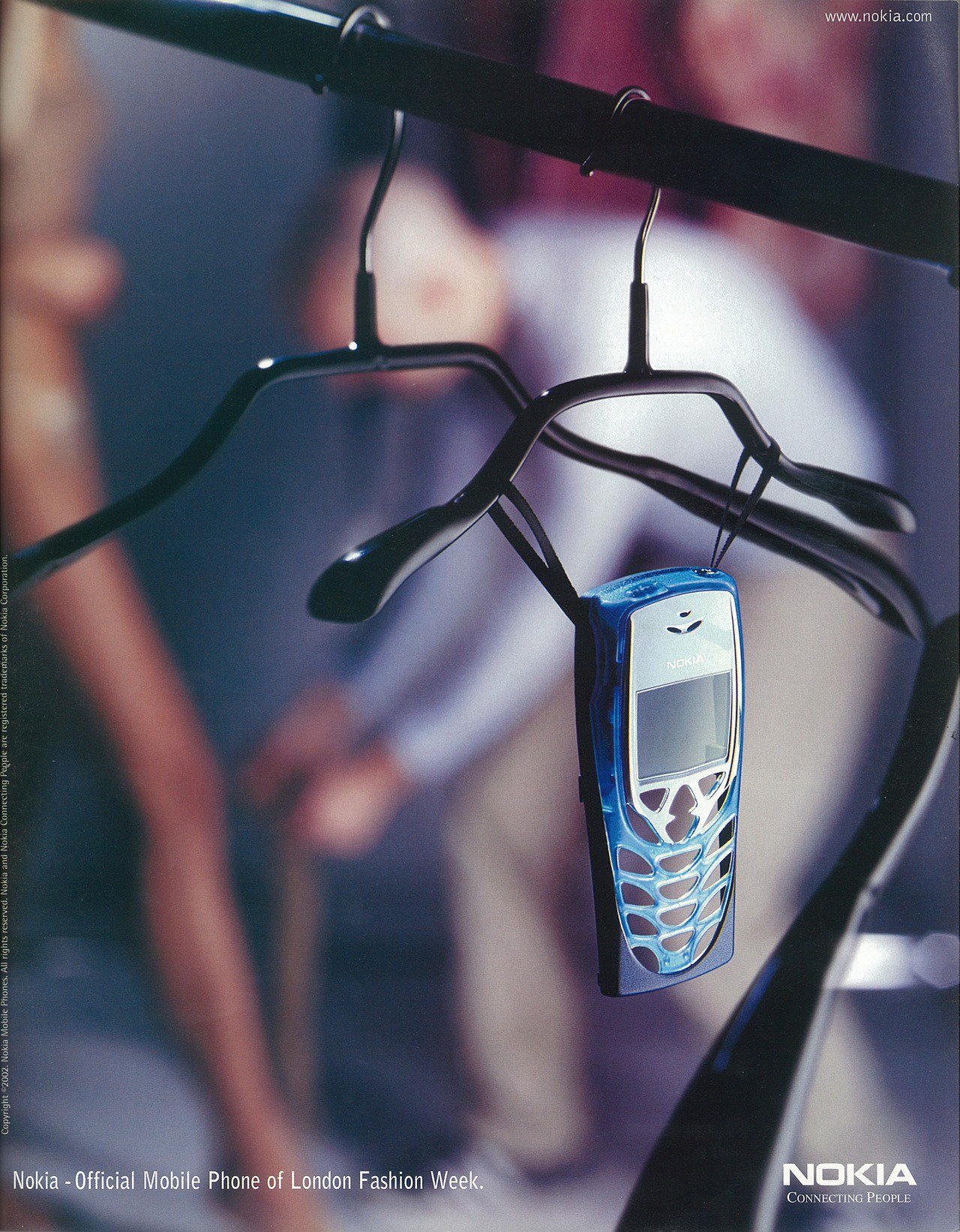 Y2k Aesthetic Institute Blm On Twitter Nokia In Sleazenation March 2002 Vol 4 Issue 13 Nokia Official Mobile Phone Of London Fashion Week Thanks To Adarchives On Tumblr Https T Co 6vudex1huz