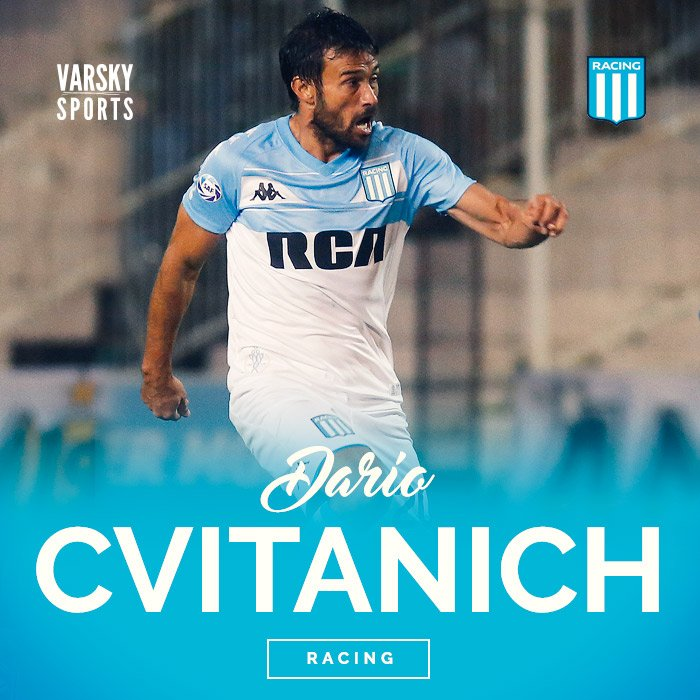 VarskySports's photo on Cvitanich