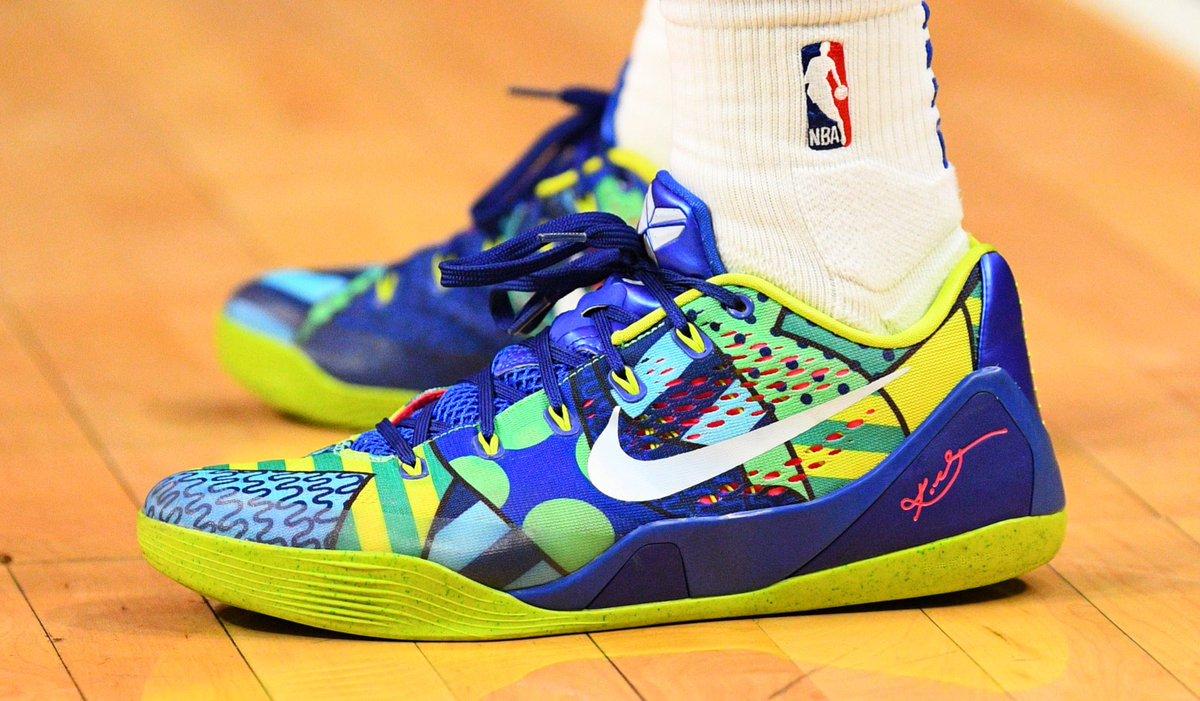 """Brazil"""" Nike Kobe 9 EM"""