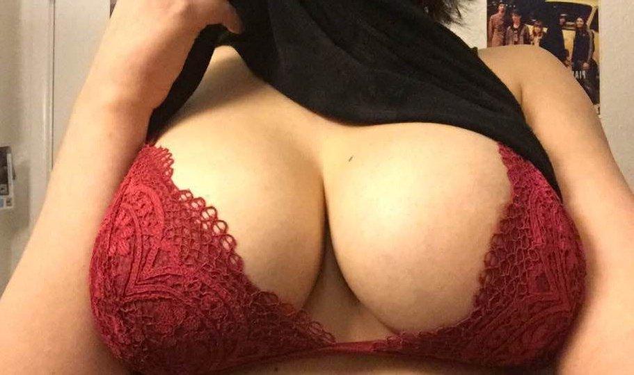 Big Tits Blonde Snapchat Fuck