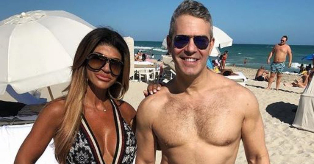 Andy Cohen Spotted on Gay Apps After Becoming a First-Time