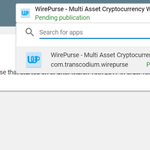 Image for the Tweet beginning: Finally, about #wirepurse, the