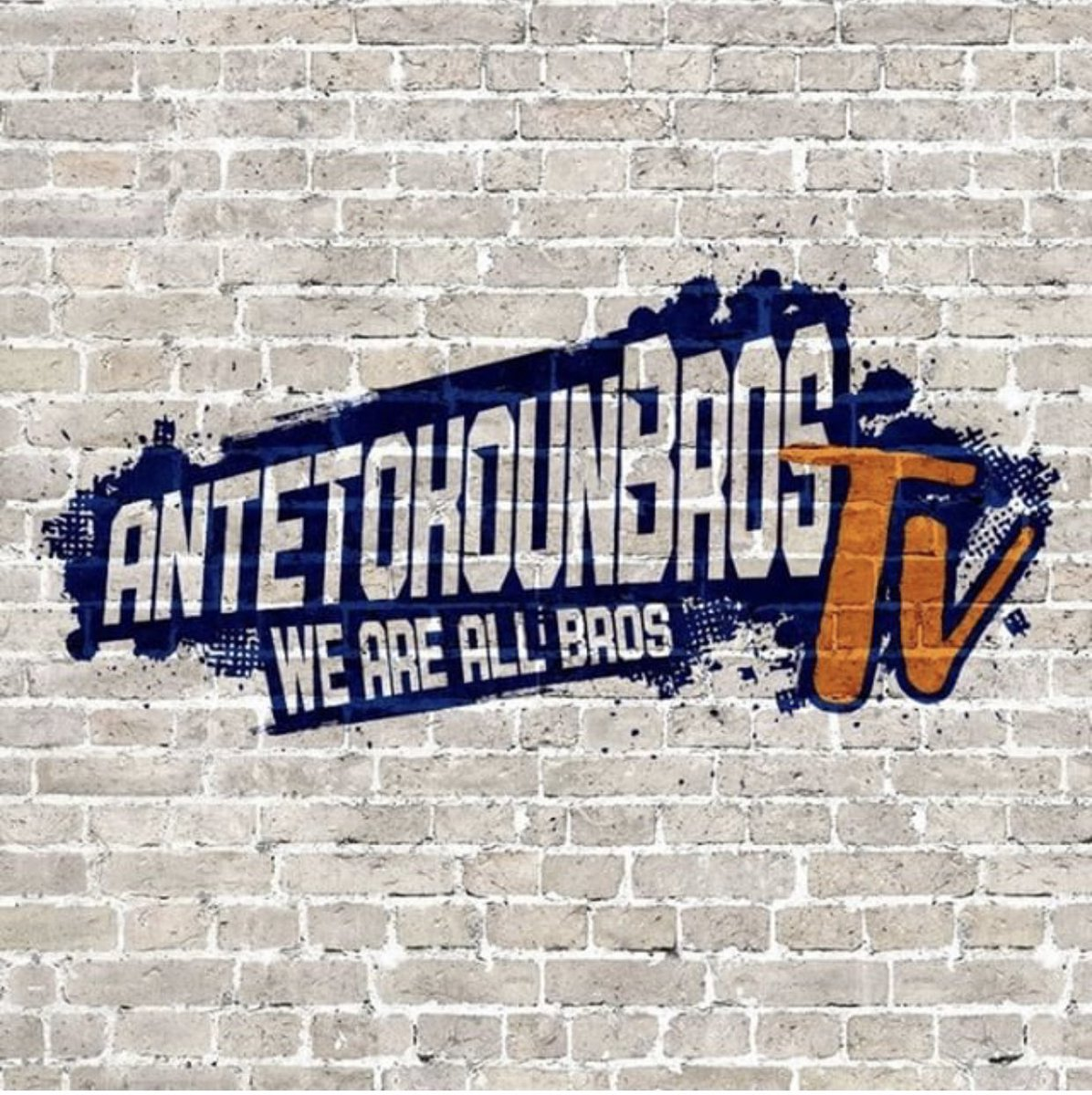 Hey guys go follow our AntetokounbrosTV account on IG and YouTube for everything Antetokounbros! Funny videos, interviews, behind-the-scenes clips, highlights and more of my brothers and me. @Thanasis_ante43 @Kostas_ante13 @Alex_ante29
