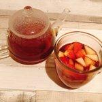 春は自律神経が乱れがちに...落ち着かない時は「イチゴ紅茶」がおススメです!