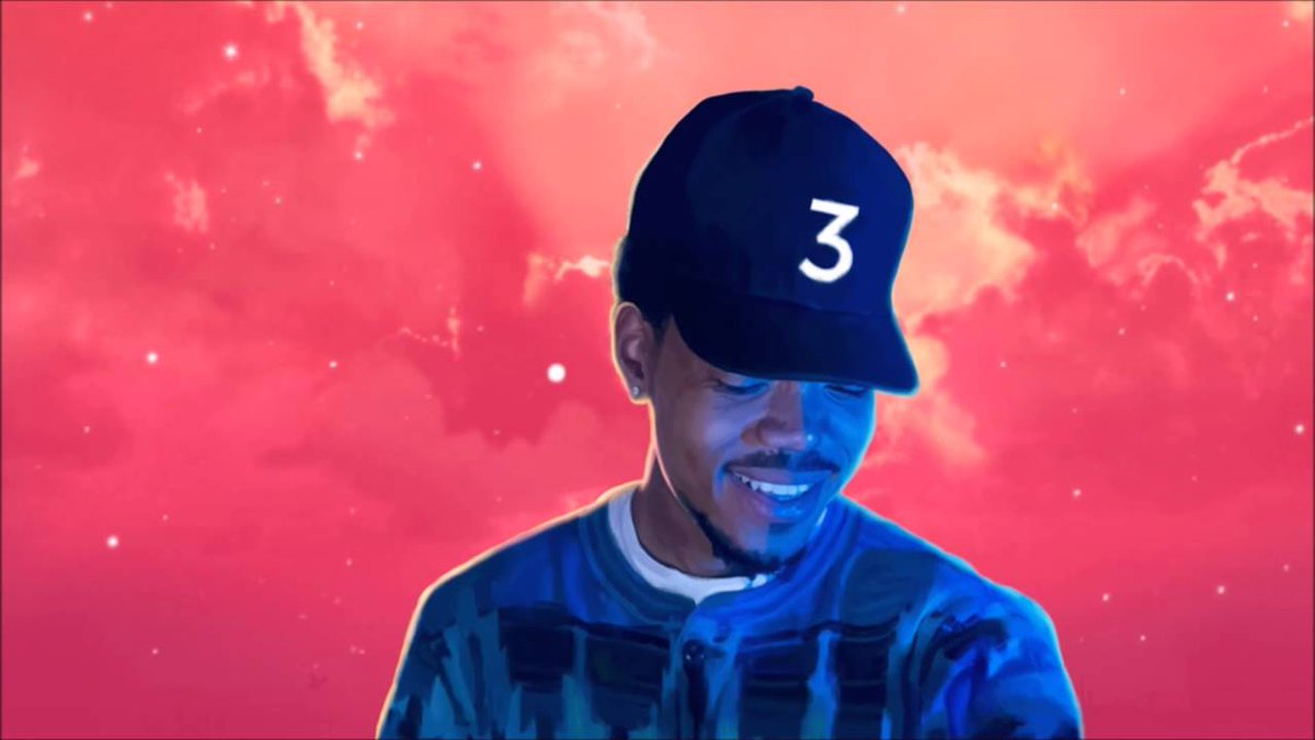 98 Chance The Rapper Coloring Book Spotify Free