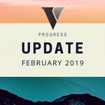 Image for the Tweet beginning: Our February Progress Update is