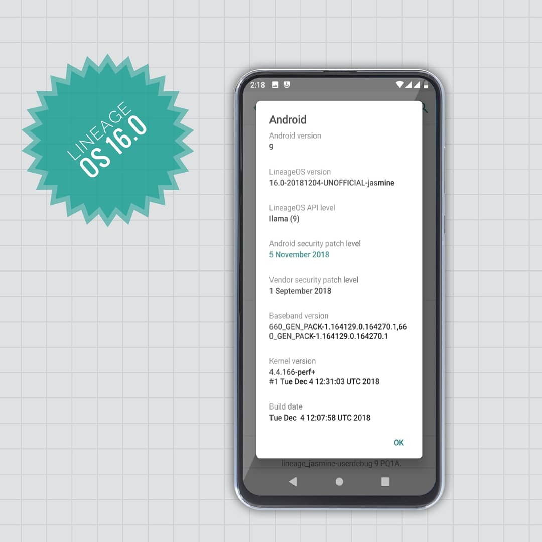 lineageos16 hashtag on Twitter