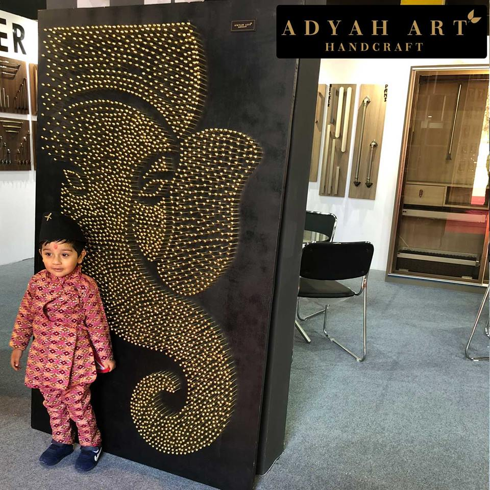 Jai Shri Ganesh  We are available in Nepal  !!! #God #AdyahArt #CustomDesigns #Handcraft #Brass #Metal  #hotel #house #interior #exterior Call Us or Whatsapp @ 09871220066, 09891220066 Adyah Art Handcraft http://www.adyahart.com