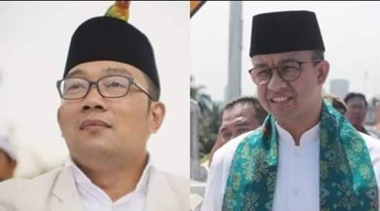 Mereka adalah sama² sbgai Gubernur.  Netizen lebih simpatik sama..??   1. Ridwan Kamil.       (like)  2. Anies Baswedan.  ( RT)  Jangan lupa tagarnya ya.. 😉😊 #JabarPilih_Prabowo_Sandi #JabarPilih_Prabowo_Sandi  #JabarPilih_Prabowo_Sandi