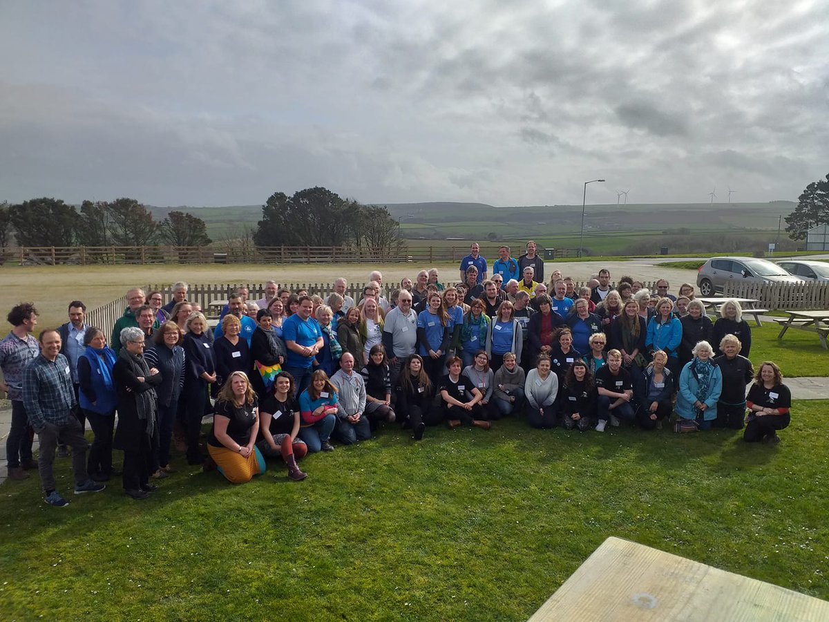 What an amazing turn out for our seventh annual #Yourshoreconference2019 🌍❤️🌊  @CwallWildlife @OBrightFuture @TNLComFund  #yourshorenetwork  #Yourshore #Lookafterit #Engage #Inspire #Protect