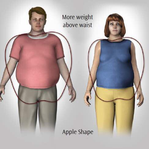 This is THREAD about kecilkan certain part of our body. Ada trick and tips yang I belajar, so kalau rasa nak kurus, boleh follow   Make sure you know your body type either pear-shaped or apple-shaped. Or cempedak-shaped (atas bawah besar 🤪) https://t.co/7biCid8sIn
