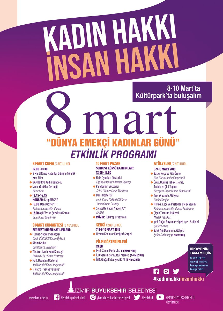 Izmir Buyuksehir Belediyesi V Twitter Buyuksehir Belediyesi 8