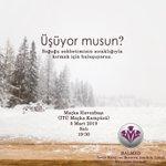 Image for the Tweet beginning: Değerli BALdaşlar,  Şubat ayındaki keyifli gecenin