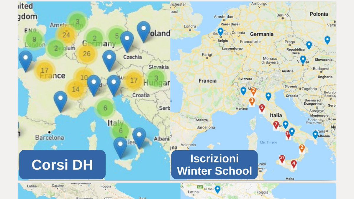 Carte Icom Barcelone.Aiucd On Twitter Dhwspa19 Paolomonella Shows A Map That Says It