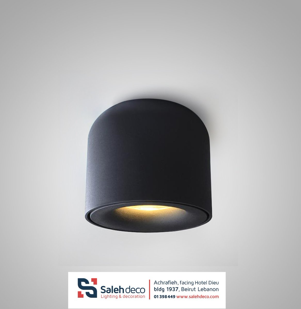 LED Ceiling Spots, Surface Mounted Downlight, 10W 3000K Warm White, Available in Black and white. Ideal Spotlight for Hallway, Corridor, Gallery Display, Kitchen and Living Room spot light for indoor Foyer, Living..Rotates 360D  ☎️ 01398449 https://t.co/tpx9dSZoO9