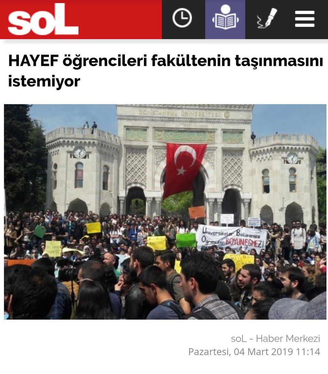 Tkg On Twitter Istanbul Unversitesi Ne Bagli Hasan Ali
