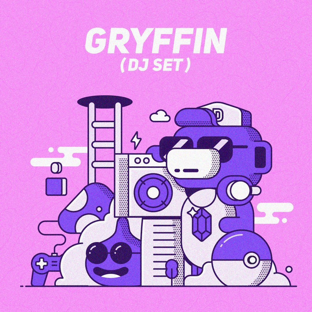 Tomorrow we soar with @gryffinofficial at our pre-GDC party for game devs 🦅