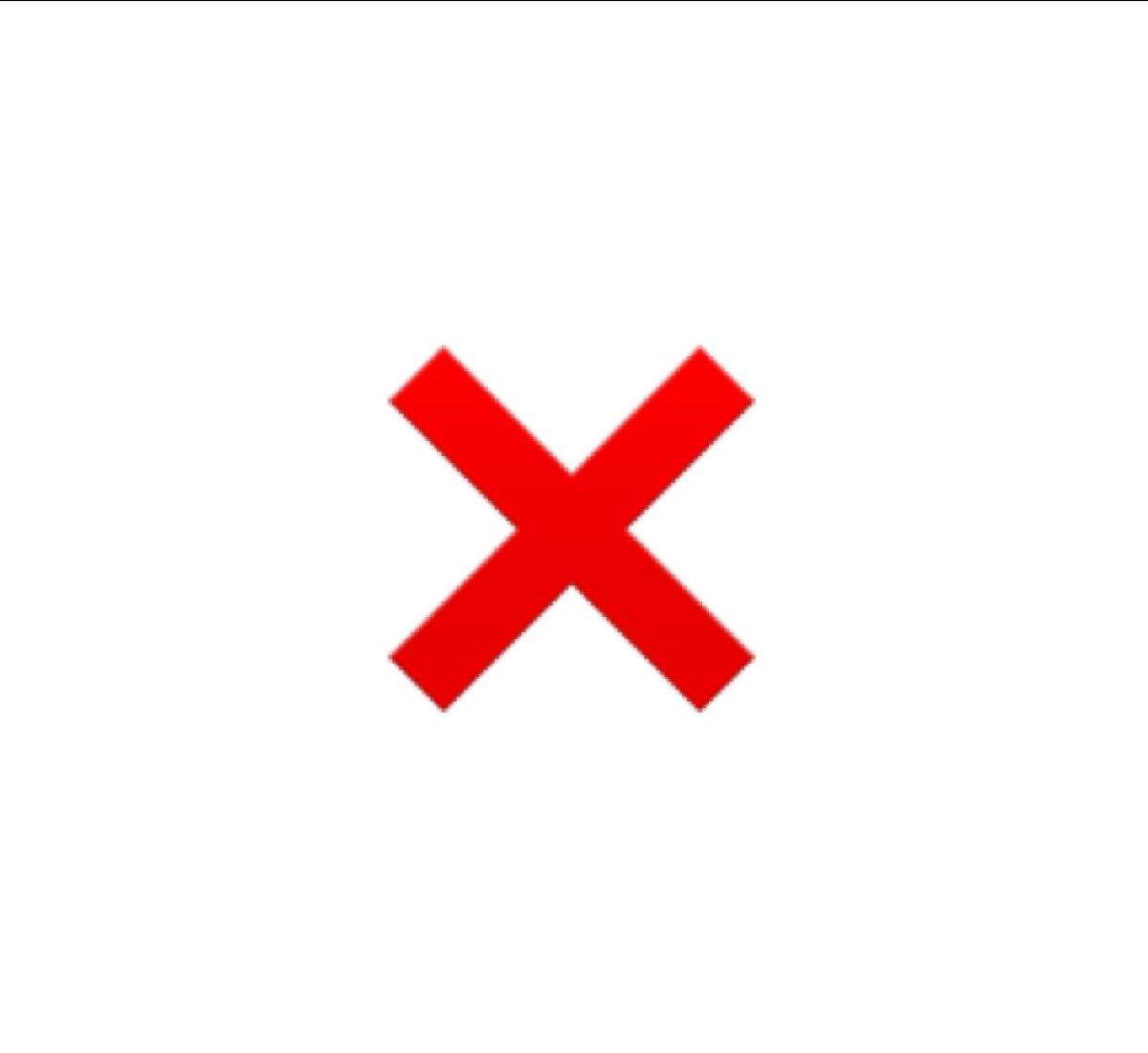 анимация крестик красный есть практически под