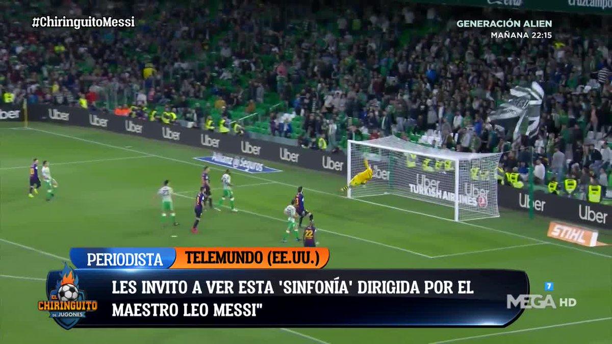 El Chiringuito TV's photo on betis
