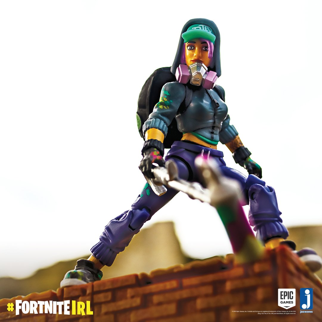 Electro Shuffle, Llama Bell, or Zany? What's next for Teknique?  You pick, it's #FortniteIRL! #FortniteDance  http://Fortnite.Jazwares.com