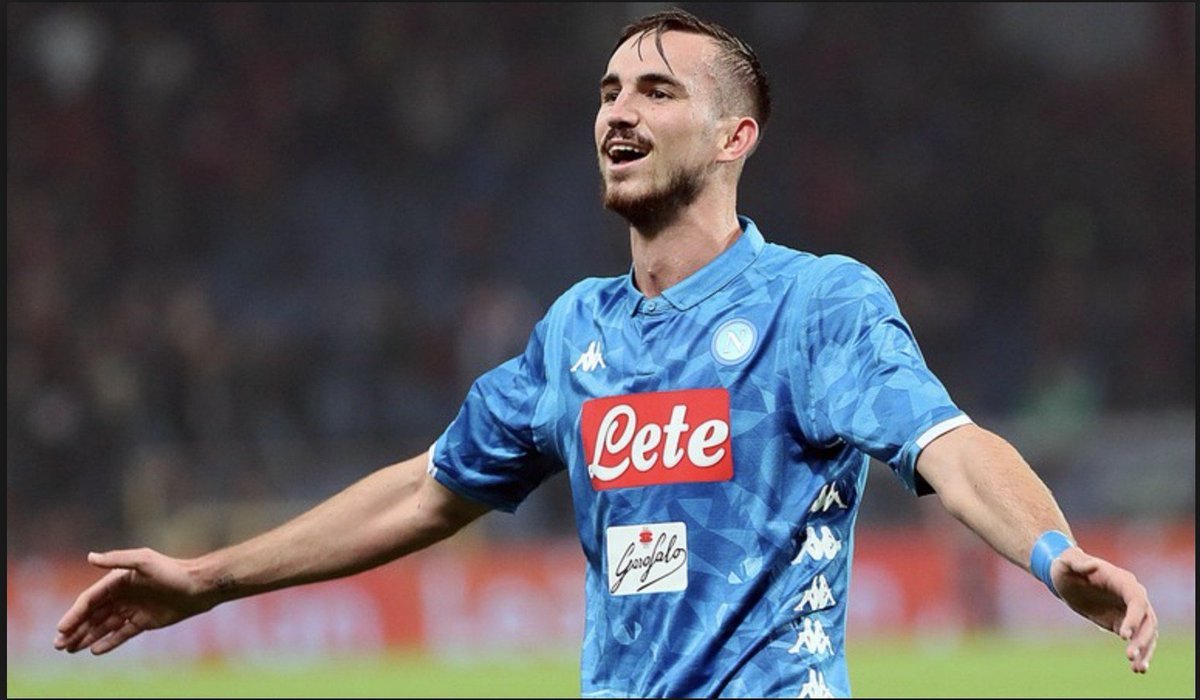 Il Napoli Online's photo on Fabián Ruiz