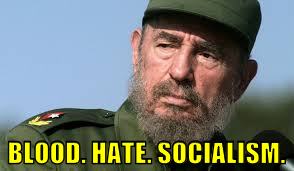 "How Socialism Rolls: The Miami Herald reports: After the communist dictator Fidel Castro took over Cuba in 1959, ""5,000 or so (were) executed in the immediate aftermath of Castro's ...takeover — sometimes after kangaroo-court trials."""