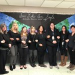 Image for the Tweet beginning: @StJosephPVNC wore black today to