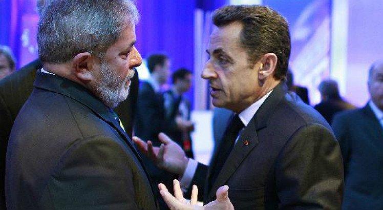 Palocci: Lula e Sarkozy acertaram propina em compra de submarinos e helicópteros