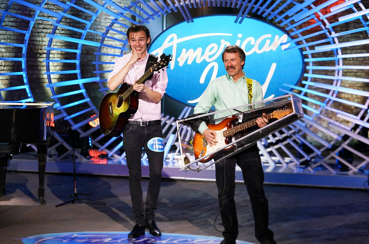 TV Ratings: #AmericanIdol gives ABC another Sunday win https://blbrd.cm/LnkyHk